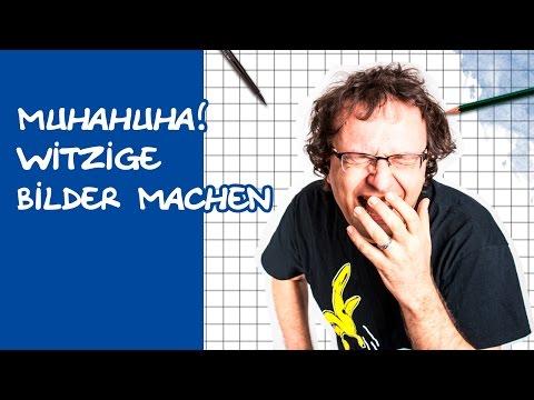 Comics zeichnen mit Tobi Wagner – WITZE IN BILDER UMWANDELN