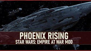 Regaining Ground - Phoenix Rising  | CSA CAMPAIGN | Star Wars: Empire at War Mod