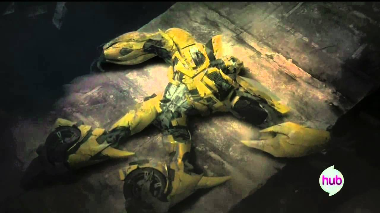 tfp how bumblebee lost his voice youtube