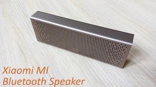 Обзор Xiaomi MI Bluetooth Speaker, Xiaomi MI Bluetooth Speaker Обзор, Xiaomi MI Bluetooth Speaker ;)