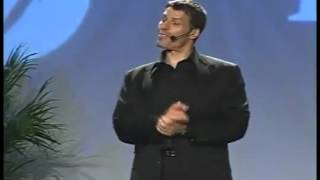 Tony Robbins Having a Personal Success Ritual