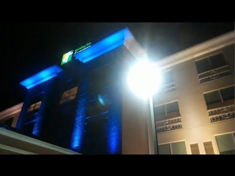 Hotel Tour: Holiday Inn Express in Bethlehem, Pennsylvania