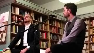 Matthew Thomas and Joshua Ferris discuss Matt