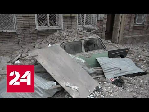 Конфликт в Нагорном Карабахе: Азербайджан и Армения обвиняют друг друга в гибели мирных жителей