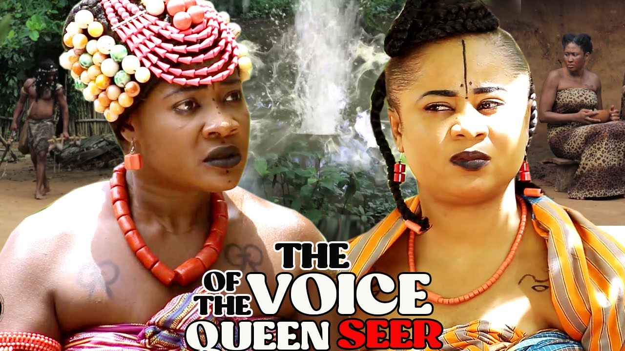 Download VOICE OF THE QUEEN SEER SEASON 1&2 FULL MOVIE - MERCY JOHNSON 2021 LATEST NOLLYWOOD EPIC MOVIE