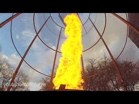 Download Youtube: 20ft Fire Tornado Firework Launcher