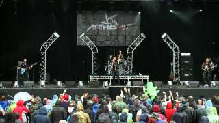 Arthemis - Vortex - Bloodstock 2014