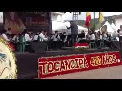ESPÍRITU... Victoriano Valencia R. BANDA SINFÓNICA YARIGUÍES DE SAN VICENTE DE CHUCURÍ, SANTANDER