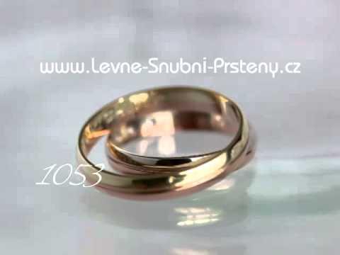Snubni Prsteny Lsp 1053 Youtube