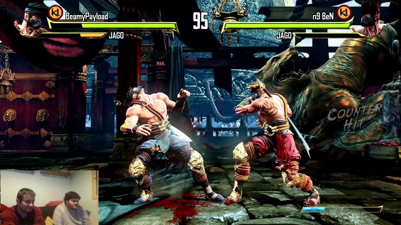 Xbox One Killer Instinct Gameplay Youtube