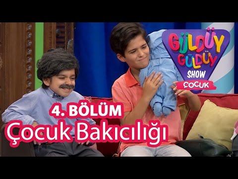 Güldüy Güldüy Show Çocuk 4. Bölüm, Çocuk Bakıcılığı