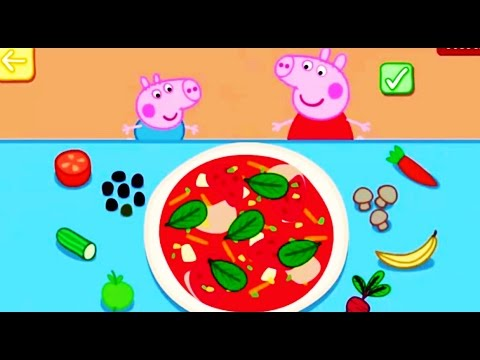 Peppa Pig  Holiday Entertainment One | Games For Preschooler