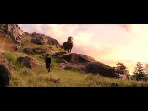 Edmund and Aslan conversation