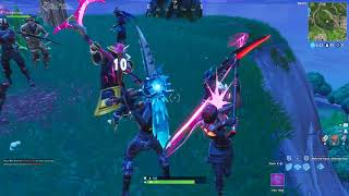 SAISON COMBAT PAS LAST 5 WEEK 8 FORTNITE