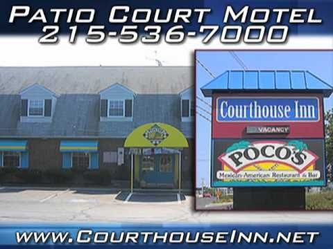 Patio Court Motel Hotels Motels Quakertown Pa