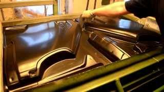 Изготовление крыльев из пластика для тюнинга Газели(, 2014-01-20T07:46:29.000Z)
