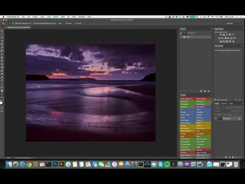 Converting To SRGB In Photoshop