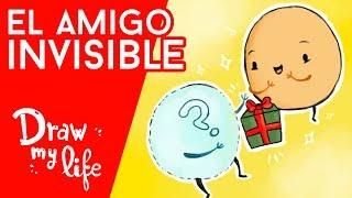 el origen del amigo invisible draw my life en espaol