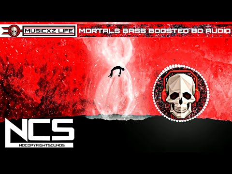 Warriyo - Mortals (feat.Laura Brehm) [NCS Release] Bass Boosted 8D Audio (Please Wear Headphones 🎧)