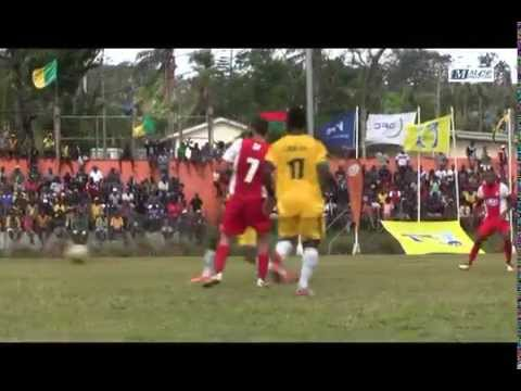 Highlights NSL 2015-2016 - Amicale FC vs Ifira Black Bird FC - MALCO Productions
