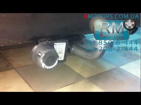 Фаркоп Steinhof для Toyota Corolla E11 установка фаркопа RMotors