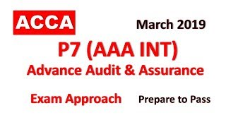 Tackle Acca Advanced Audit — Paulinelibutti