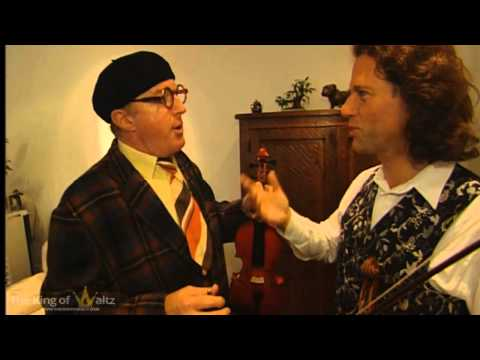 André Rieu interview with Dutch comedian