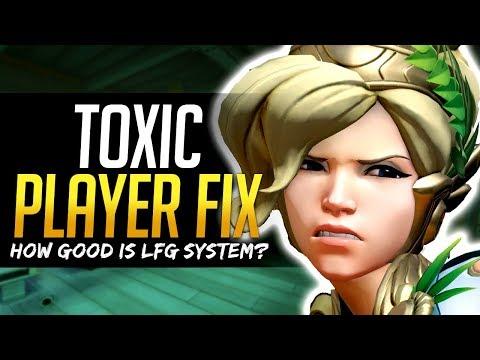 Overwatch - No more Bad Teammates? NEW SOCIAL SYSTEMS & LFG thumbnail