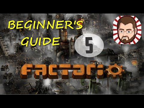 Factorio Beginner's Guide [5] Green Science is a Little More Complex