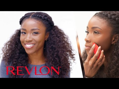 Natural Makeup Look for a Super Active Lifestyle Feat. Makeba (ynotkeeb) | Revlon