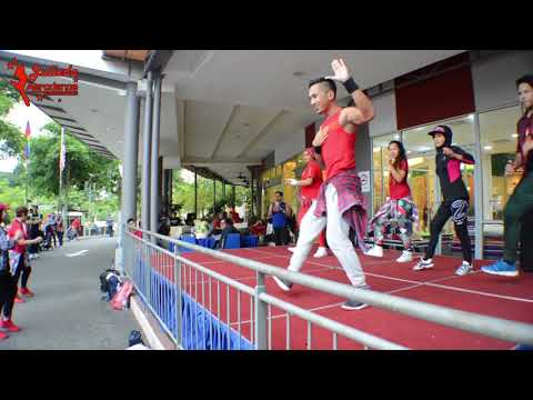 Coach Syah   Dance Fitness   Wangsa Walk Mall