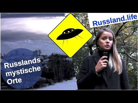 Zauberwälder & UFOs: Russland mystische Orte