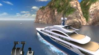 Ship Simulator by Vstep + Dreamcatcher 03 Yacht