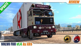 "[""BEAST"", ""Review"", ""Timelapse"", ""Let'sPlay"", ""EuroTruckSimulator2"", ""ETS2ModsReview"", ""DLCBeyondTheBalticSea"", ""VOLVO F88"", ""XBS"", ""Simulators""]"
