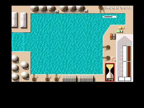 Ports of Call - Amiga 500 Longplay - Gameplay