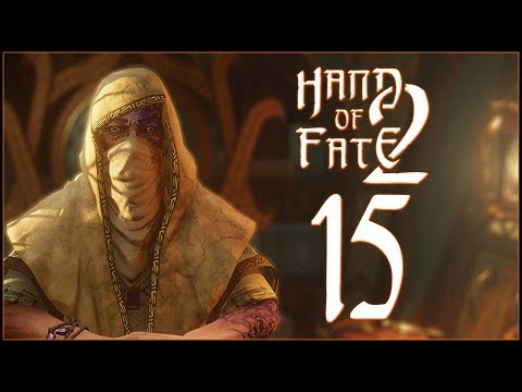 THE HERMIT - Hand of Fate 2 - Ep.15!