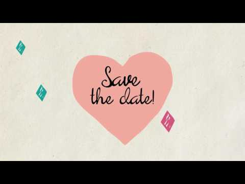 Save The Date Card- Create Your Own Absolutely Free