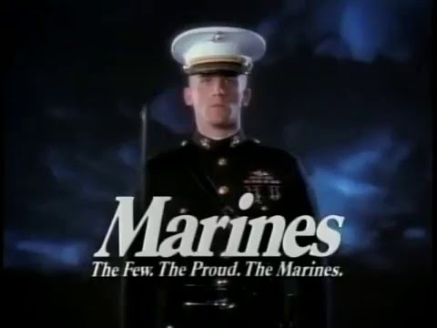 Chess (1990 US Marine Corps recruitment commercial) - YouTube