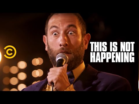 This Is Not Happening - Ari Shaffir - Hunt for the Edible -