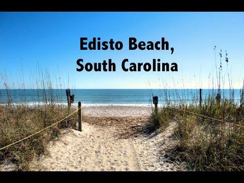 Day At Edisto Beach, South Carolina