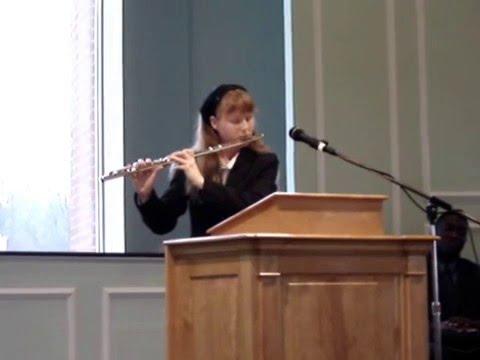 Via Dolorosa - flute and harp