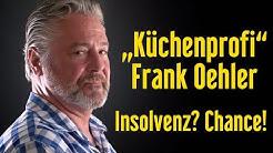 Frank Oehler [die Kochprofis] über die Insolvenz der Speisemeisterei und Zukunftspläne