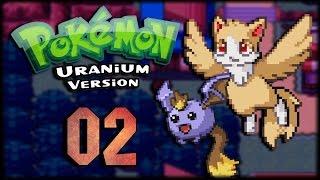 Pokémon Uranium #2 - ПЕЩЕРНЫЕ ПОКЕМОНЫ