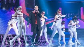 Christopher Maloney sings Elton John s I m Still Standing Live Week 6 The X Factor UK 2012