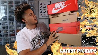 SNEAKER COLLECTION ADIDAS BOOST
