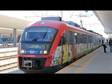 [SIEMENS Desiro] BDZ Class 31 EMU | Sofia Central Station