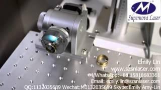 Silver Gold Laser Engraver, Ring Laser Engraving Machines/ Jewelry Metal Laser Marking Machine