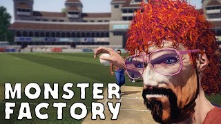 Monster Factory: Jim Johnman is playing BASEBALL in Don Bradman Cricket 14