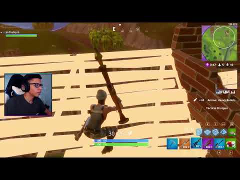 DA BUILDER - Fortnite Highlight