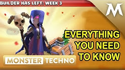 Clash of Clans The Witch's Mini Curse (Builder Has Left Week 3) SHRINK TRAP TIPS